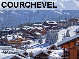 COURCHEVEL-סקי-צרפת